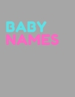 Baby Names: What To Call Bump? Cover Image