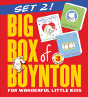 Big Box of Boynton Set 2!: Snuggle Puppy! Belly Button Book! Tickle Time! Cover Image