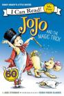 Fancy Nancy: JoJo and the Magic Trick (My First I Can Read) Cover Image
