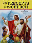 The Precepts of the Church (St. Joseph Picture Books) Cover Image