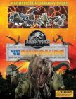 Jurassic World: Fallen Kingdom Magnetic Hardcover: Meet the Dinosaurs Cover Image