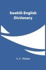 Swahili-English Dictionary Cover Image