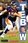Tim Tebow: Always a Hero Cover Image