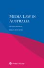 Media Law in Australia Cover Image