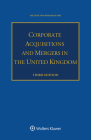 Corporate Acquisitions and Mergers in the United Kingdom Cover Image