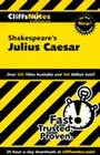 CliffsNotes on Shakespeare's Julius Caesar Cover Image