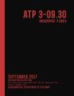 ATP 3-09.30 Observed Fires (September 2017) Cover Image