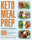 Keto Meal Prep Cookbook for Beginners Cover Image