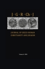 Journal of Greco-Roman Christianity and Judaism, Volume 16 Cover Image