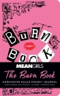 Mean Girls: The Burn Book Ruled Pocket Journal Cover Image