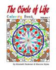 Circle of Life - Coloring Book Cover Image