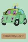 Kinderkritzelbuch: Malen und Zeichnen für Kinder Cover Image