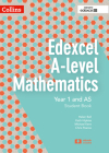 Collins Edexcel A-level Mathematics – Edexcel A-level Mathematics Student Book Year 1 and AS Cover Image