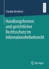 Handlungsformen Und Gerichtlicher Rechtsschutz Im Informationsfreiheitsrecht Cover Image