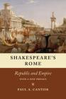 Shakespeare's Rome: Republic and Empire Cover Image