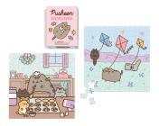 Pusheen Mini Puzzles (Miniature Editions) Cover Image