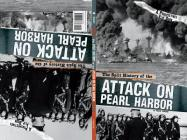 The Split History of the Attack on Pearl Harbor: A Perspectives Flip Book (Perspectives Flip Books: Famous Battles) Cover Image