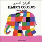 Elmer's Colours (English–Arabic) (Elmer series) Cover Image