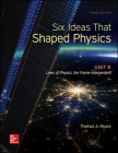 Six Ideas That Shaped Physics: Unit R - Laws of Physics Are Frame-Independent Cover Image