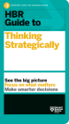 HBR Guide to Thinking Strategically (HBR Guide Series) Cover Image