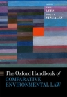 Oxford Handbook of Comparative Environmental Law Cover Image