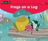 Frogs on a Log Leveled Text Cover Image