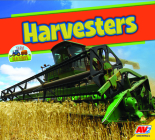 Harvesters Cover Image