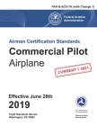 Airman Certification Standards: Commercial Pilot Airplane Cover Image