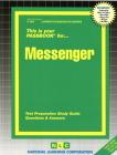 Messenger: Passbooks Study Guide (Career Examination Series) Cover Image