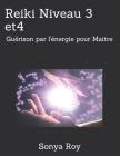 Reiki Niveau 3 et4: Guérison par l'énergie pour Maitre Cover Image