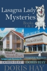 Lasagna Lady Mysteries Books 1 and 2 Cover Image