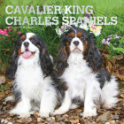 Cavalier King Charles Spaniels 2021 Square Foil Cover Image