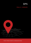 GPS (MIT Press Essential Knowledge) Cover Image