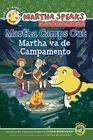 Martha Camps Out/Martha Va de Campamento Cover Image