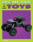 Dream Jobs If You Like Toys Cover Image