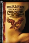 Harley-Davidson and Philosophy: Full-Throttle Aristotle (Popular Culture & Philosophy #8) Cover Image