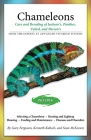 Chameleons: Care and Breeding of Jackson's, Panther, Veiled, and Parson's (Herpetocultural Library) Cover Image