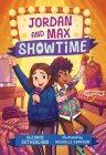 Jordan and Max, Showtime (Orca Echoes) Cover Image
