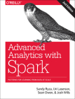 Advanced Analytics with Spark: Patterns for Learning from Data at Scale Cover Image