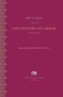 The History of Akbar (Murty Classical Library of India #19) Cover Image