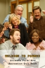 Welcome To Pawnee: Ultimate Parks And Recreation Quiz Book: Family Fun Trivia Night Cover Image