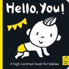 Hello You!: A high-contrast book for babies (Happy Baby) Cover Image