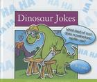 Dinosaur Jokes (Laughing Matters) Cover Image