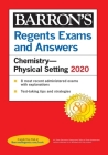 Regents Exams and Answers: Chemistry--Physical Setting 2020 (Barron's Regents NY) Cover Image