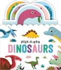 Peek-a-Boo Dinosaurs: Pull the Tab Book Cover Image