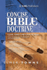 Amg Concise Bible Doctrines Cover Image