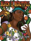 Black is Beautiful Coloring Book Cover Image