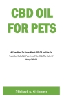 CBD Oil for Pets Cover Image