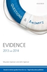 Q & A Revision Guide Evidence 2013 and 2014 Cover Image