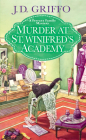 Murder at St. Winifred's Academy (A Ferrara Family Mystery #5) Cover Image